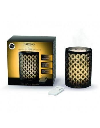 Esteban Perfume Mist Diffuser Light & Black