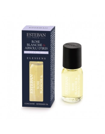 Esteban Elessens hydro oil Rose Blanche & Iris 15ML