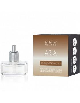 Millefiori Aria - electric diffuser - refill Sandelwood