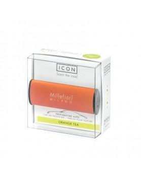 Millefiori Car Air freshener Orange Tea - Selected