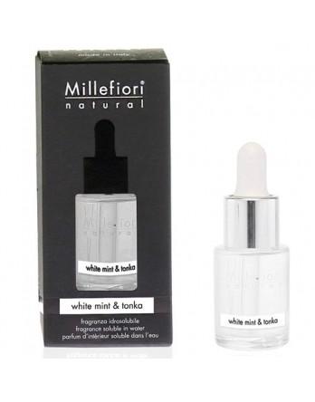Millefiori essental oil / hydro oil White Mint & Tonka 15ML