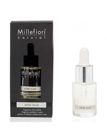 Millefiori essental oil / hydro oil White Musk 15ML