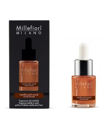 Millefiori essental oil / hydro oil Vanilla & Wood 15ML