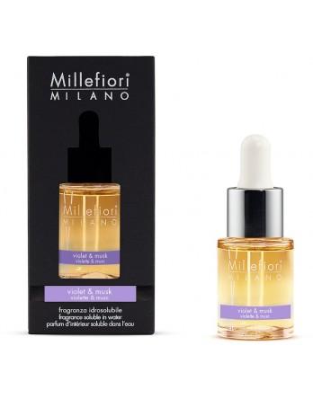 Millefiori hydro oil Violet & Musk 15ML