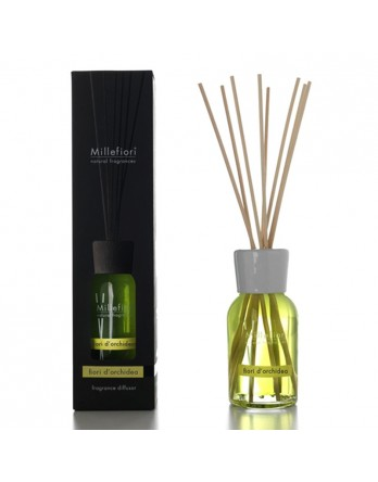 Millefiori Natural stick diffuser Fiori di Orchidea 250ml