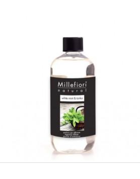 Millefiori Milano refill diffuser White Mint & Tonka 250ml