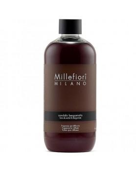 Millefiori Natural refill stick diffuser Sandalo Bergamotto