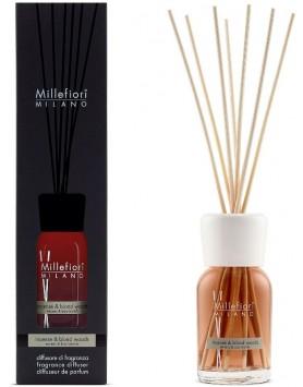 Millefiori Milano stick diffuser Incense Blond Woods 100ml