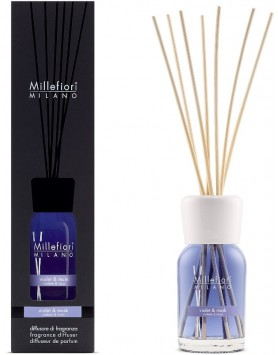 Millefiori Milano stick diffuser Violet & Musk 100ml
