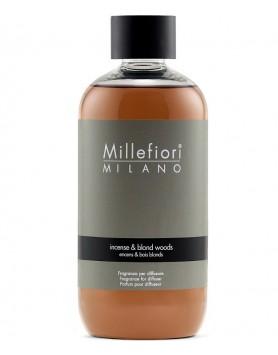 Millefiori Milano refill stick diffuser Incense Blond Wood