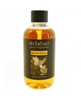 Millefiori Natural refill diffuser Legni Fiori Arancio 250ml