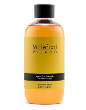 Millefiori Milano refill diffuser Legni Fiori Arancio 250ml
