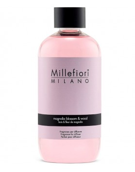 Millefiori Milano refill stick diffuser Magnolia & Wood
