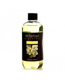 Millefiori Natural refill stick diffuser Fiori Orchidea 250ml