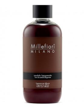Millefiori Milano refill stick diffuser Sandalo Bergamotto