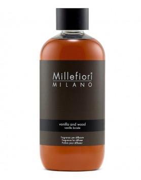 Millefiori Milano refill diffuser Vanilla & Wood 250ml