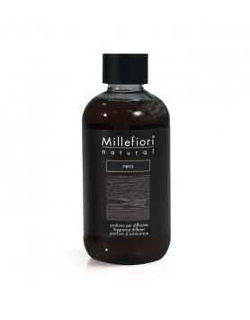 Millefiori Natural refill stick diffuser Nero 250ml
