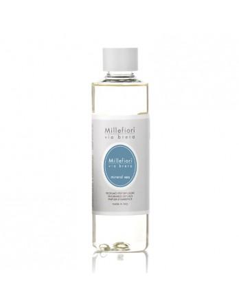 Millefiori Via Brera refill stick diffuser Mineral Sea 250ml