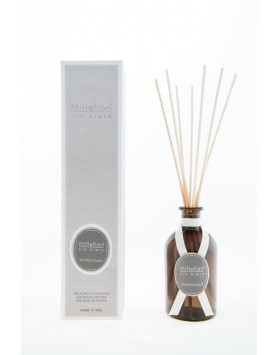 Millefiori Via Brera stick diffuser Sandalwood 100ml