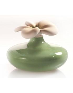 Millefiori Air Design Scent Flower green