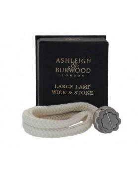 Ashleigh & Burwood wick large catalytic lamp