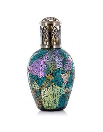 Ashleigh & Burwood Mosaic Peacockk Tail fragrance lamp