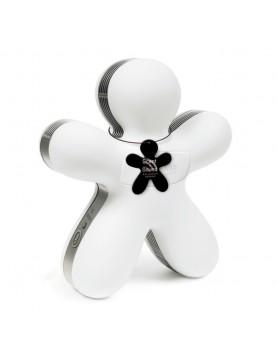 Mr & Mrs George Speaker BT & Diffuser Soft Touch - White
