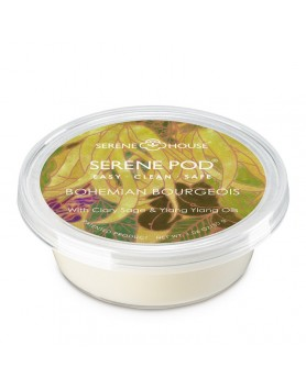 Serene House - Serene Pod ® Bohemian Bourgeois - wax